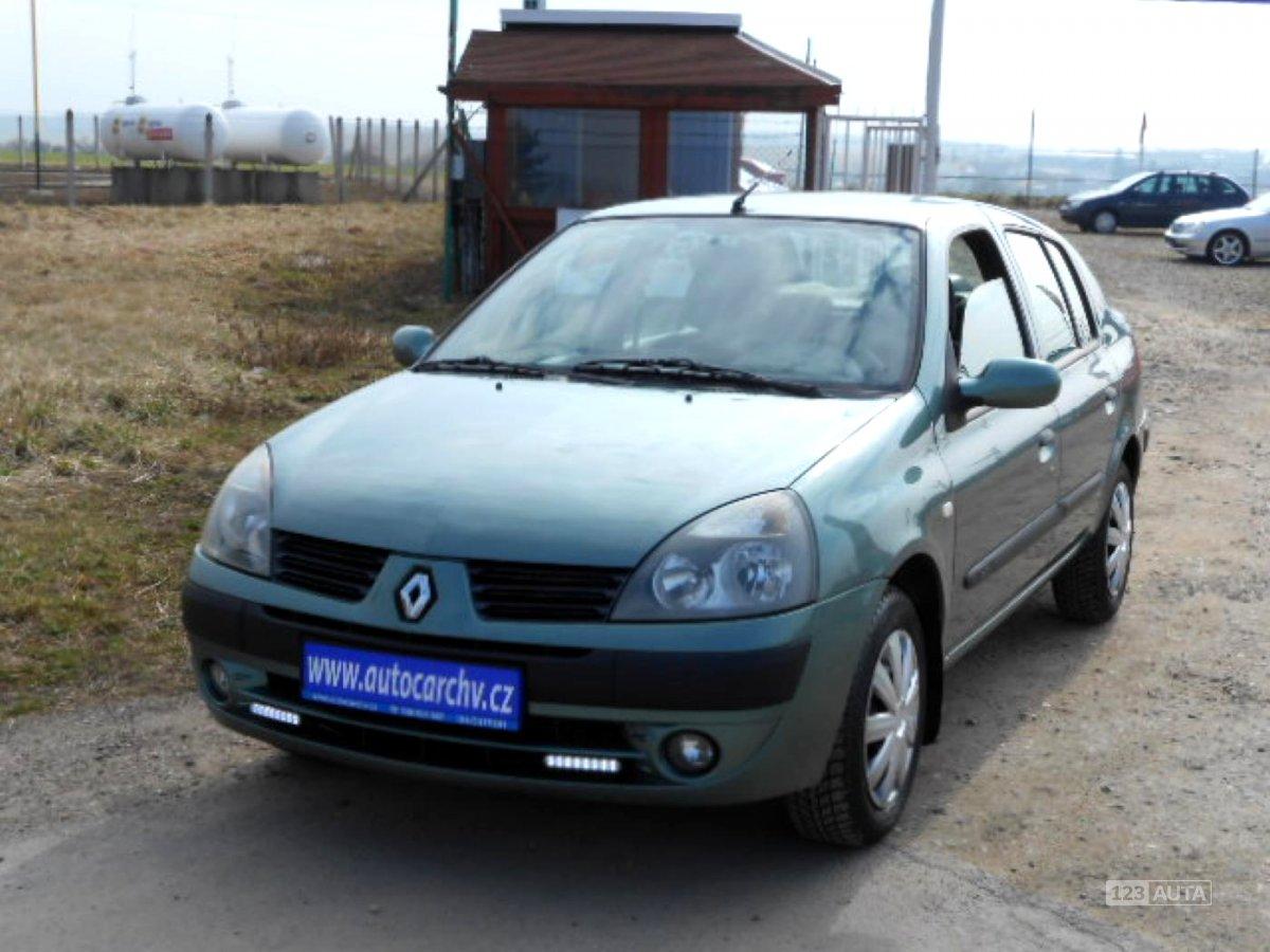 Renault Thalia, 2005 - celkový pohled