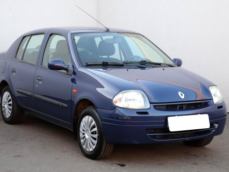Renault Thalia, 2001