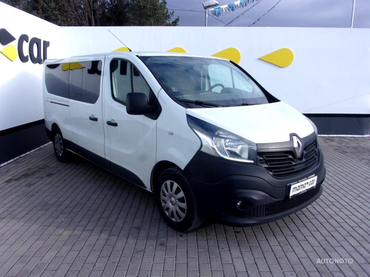 Renault Trafic, 2015 - celkový pohled