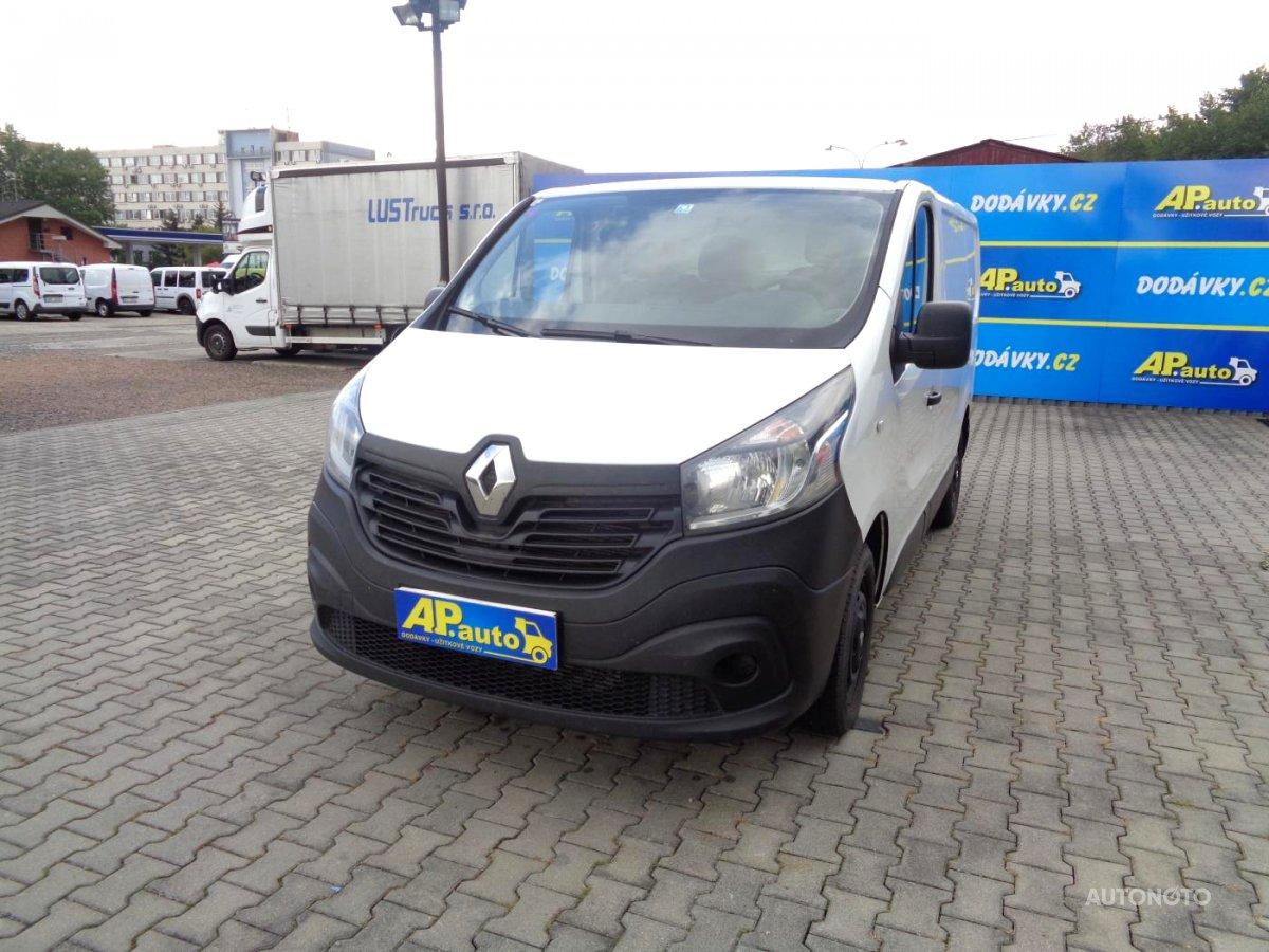 Renault Trafic, 2017 - celkový pohled