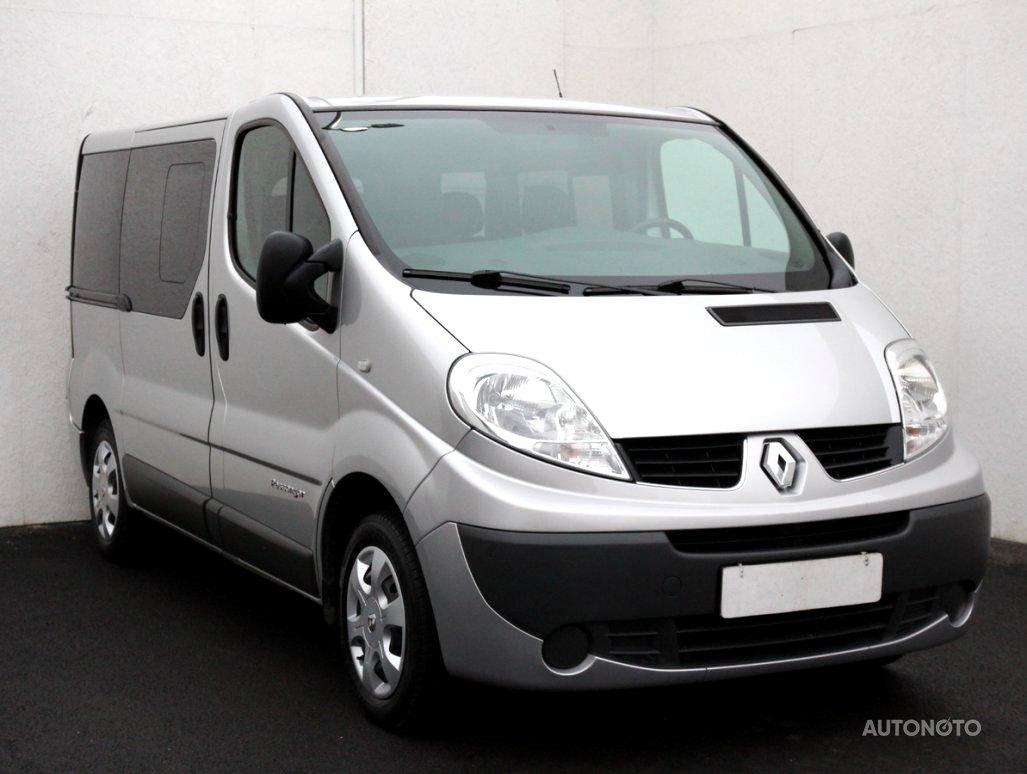 Renault Trafic, 2011 - celkový pohled