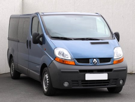 Renault Trafic, 2005