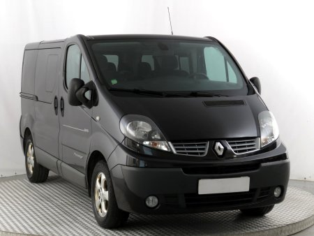 Renault Trafic, 2012