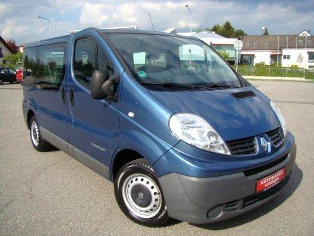Renault Trafic, 2010
