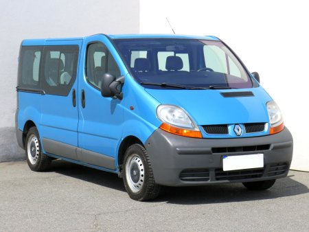 Renault Trafic, 2004