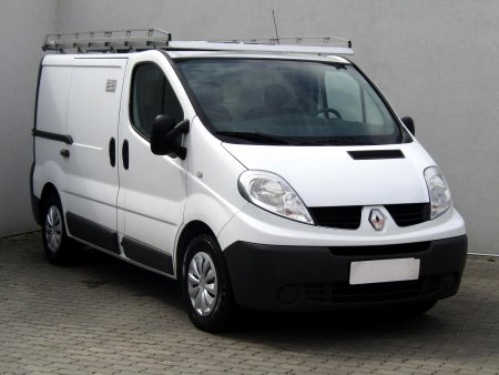 Renault Trafic, 2013