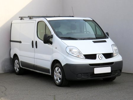 Renault Trafic, 2014