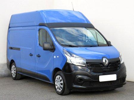 Renault Trafic, 2016