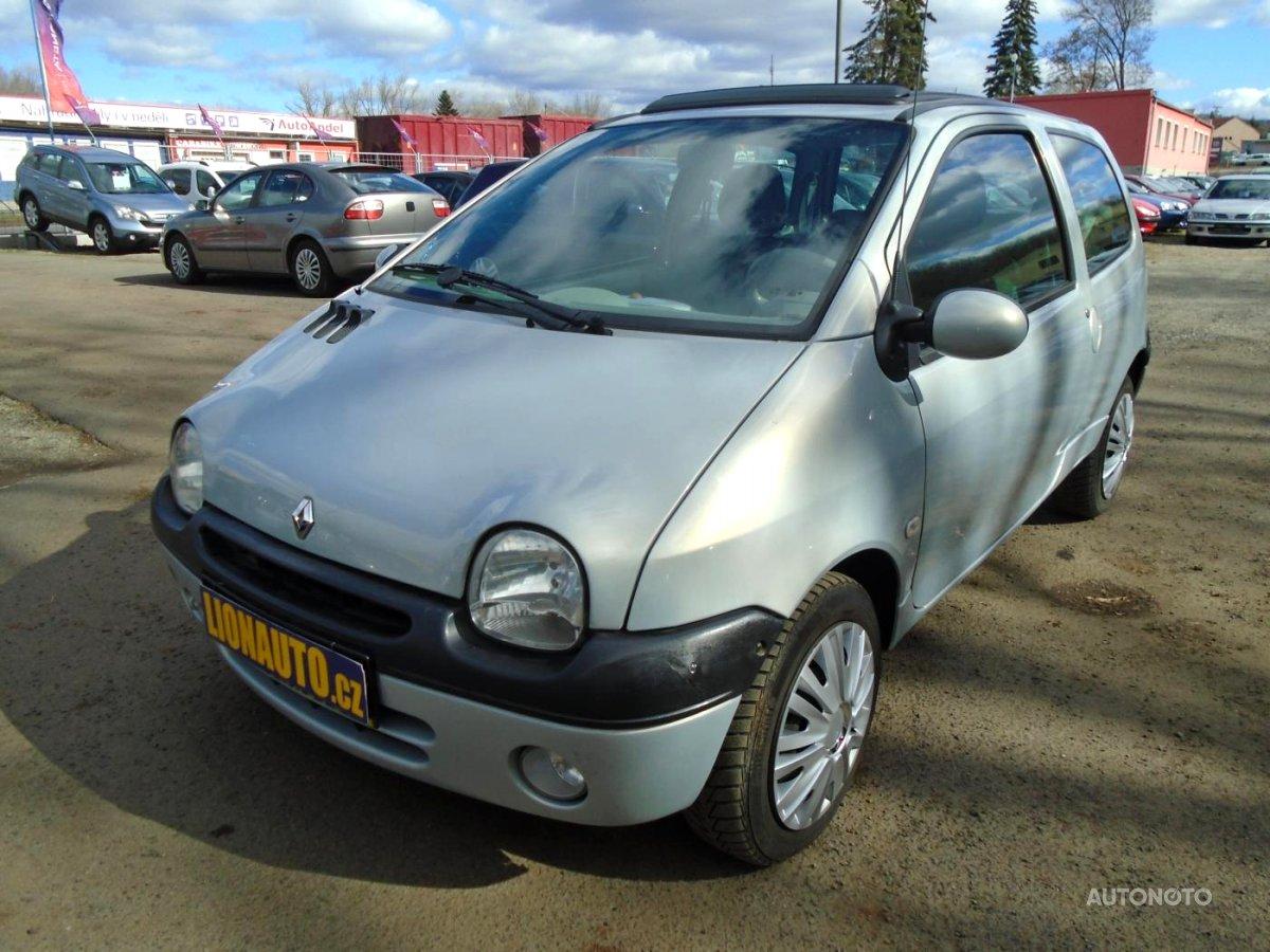 Renault Twingo, 2001 - celkový pohled