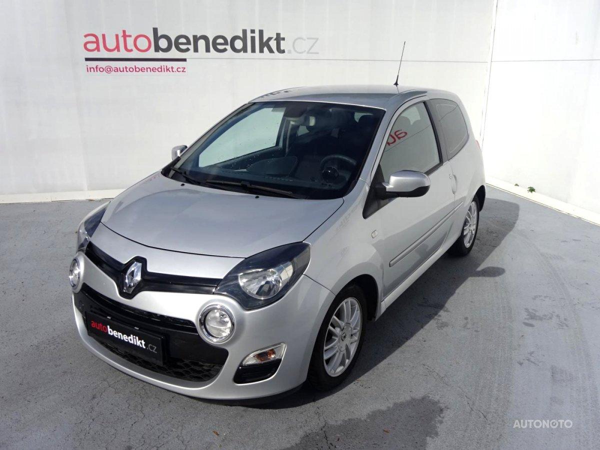 Renault Twingo, 2012 - celkový pohled