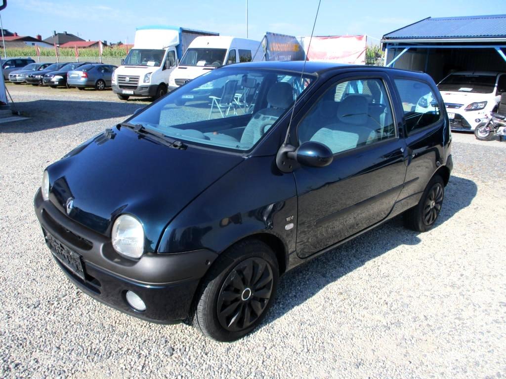 Renault Twingo, 2006 - celkový pohled