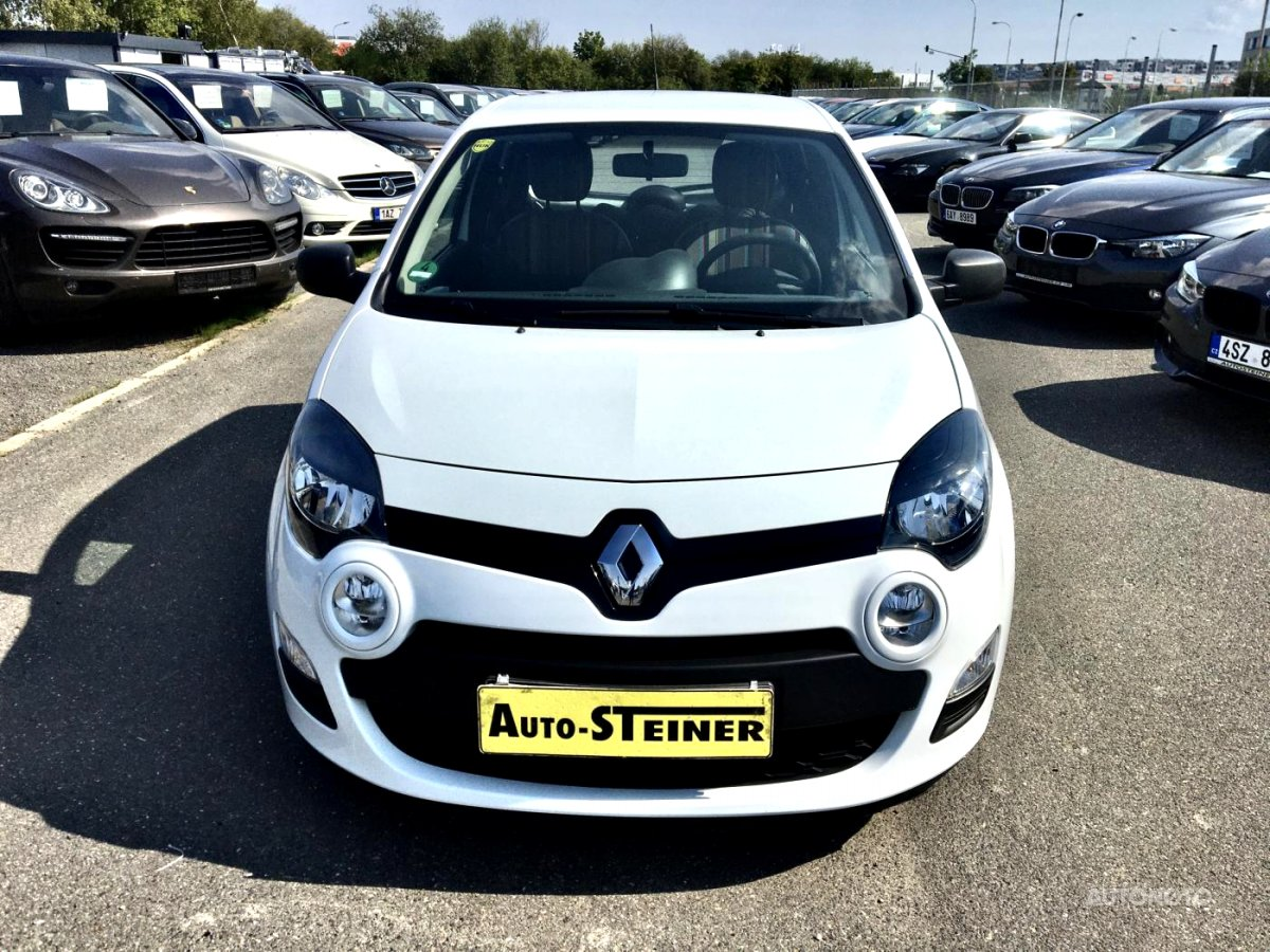 Renault Twingo, 2013 - celkový pohled