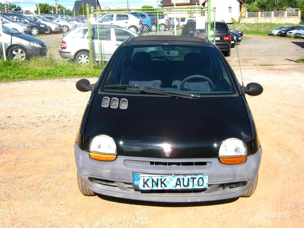 Renault Twingo, 1998 - celkový pohled