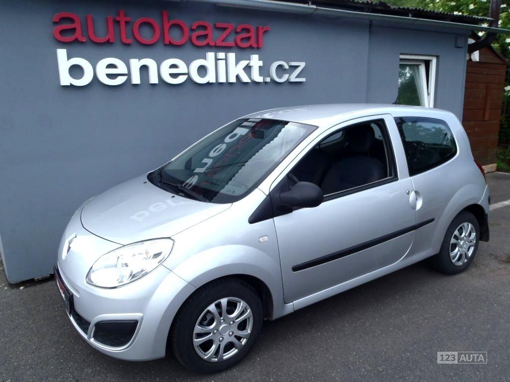 Renault Twingo, 2008 - celkový pohled