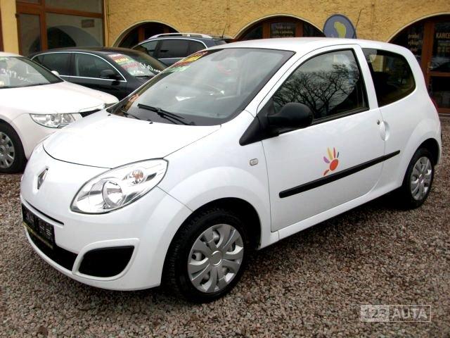 Renault Twingo, 2009 - celkový pohled