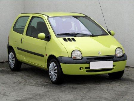Renault Twingo, 2002