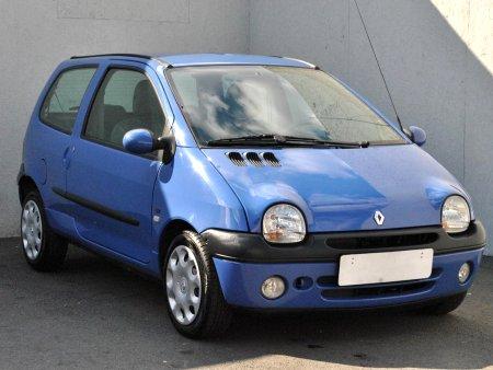 Renault Twingo, 2004
