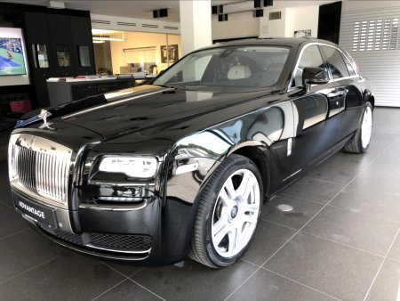 Rolls Royce Ghost, 2015