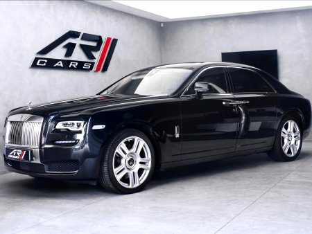 Rolls Royce Ghost, 2014