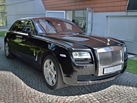 Rolls Royce Ghost, 2012