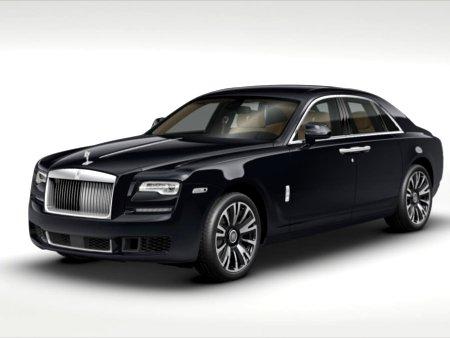 Rolls Royce Ghost, 2018
