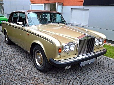 Rolls Royce Ostatní, 1980
