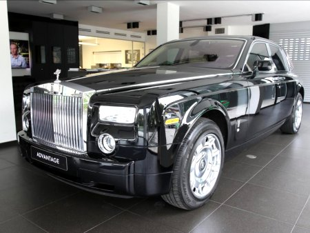 Rolls Royce Phantom, 2009