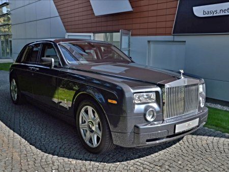 Rolls Royce Phantom, 2007