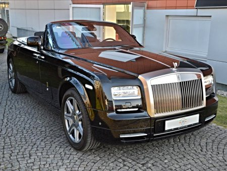 Rolls Royce Phantom, 2016