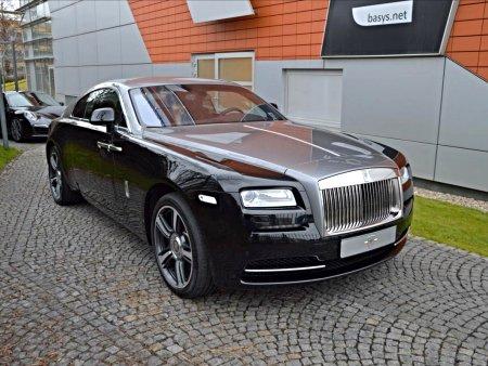 Rolls Royce Wraith, 2015