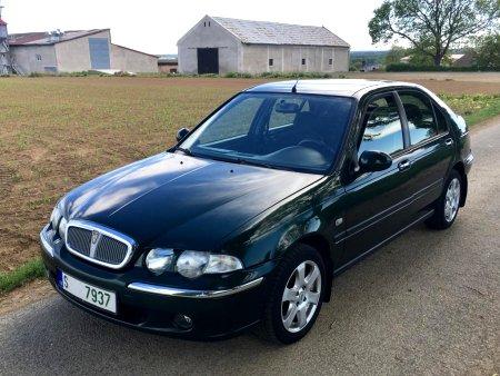 Rover 45, 2003