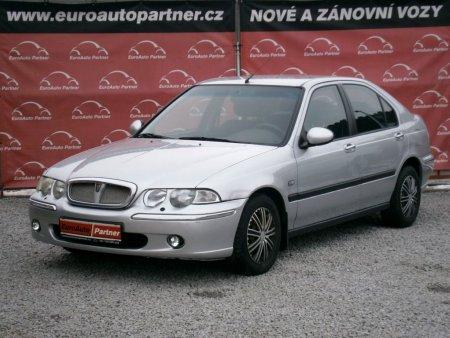 Rover 45, 2004