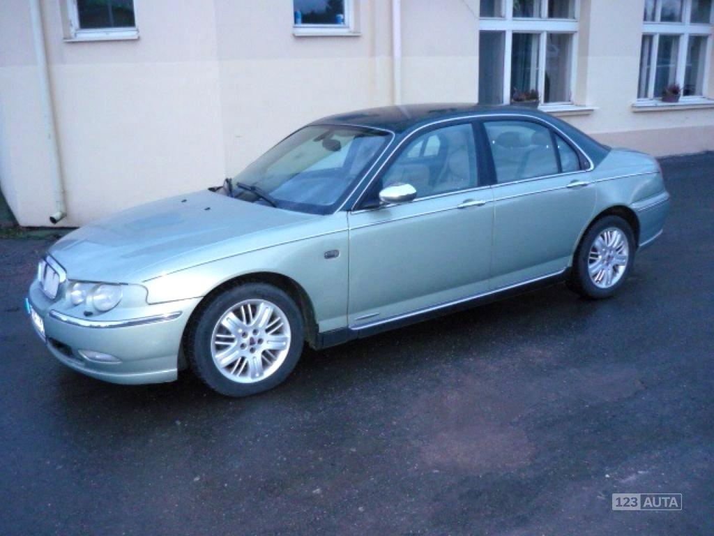 Rover 75, 1999 - celkový pohled