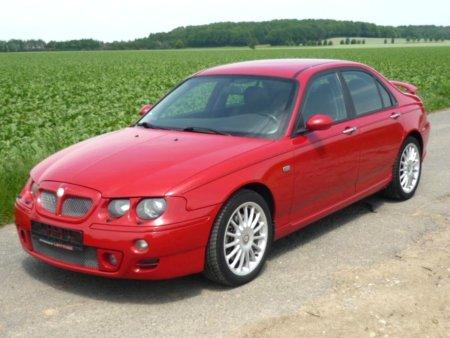 Rover 75, 2001