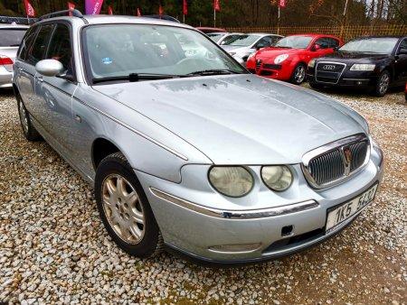 Rover 75, 2002