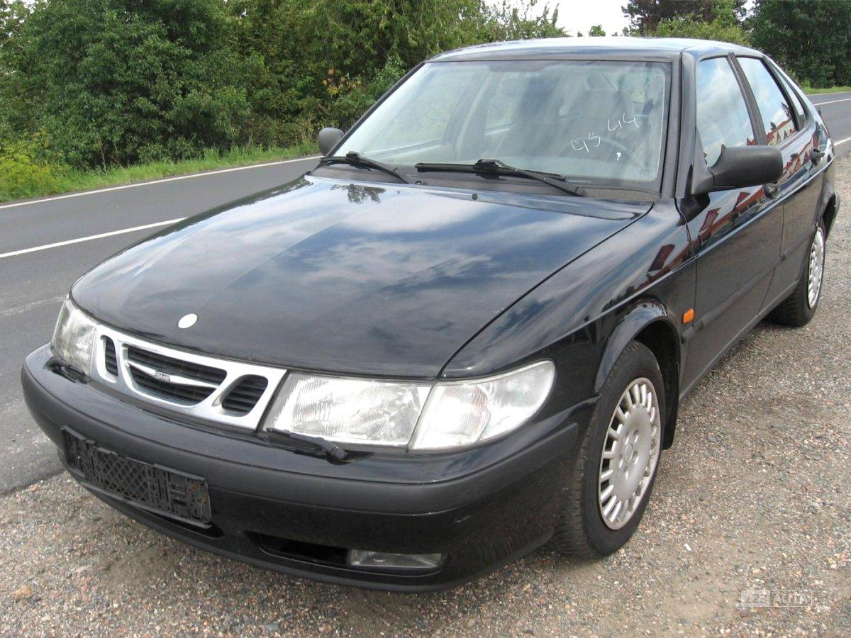 Saab 9-3, 1999 - celkový pohled