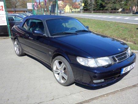 Saab 9-3, 2000