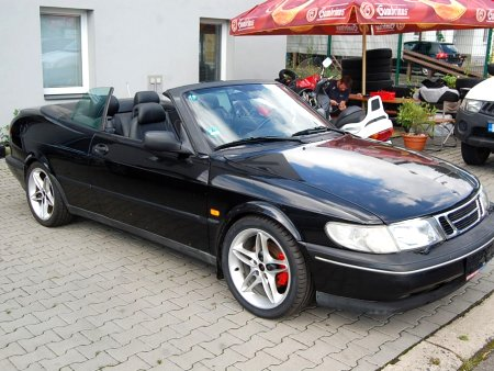 Saab 900, 1996