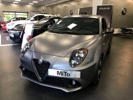 Alfa Romeo MiTo, 2016
