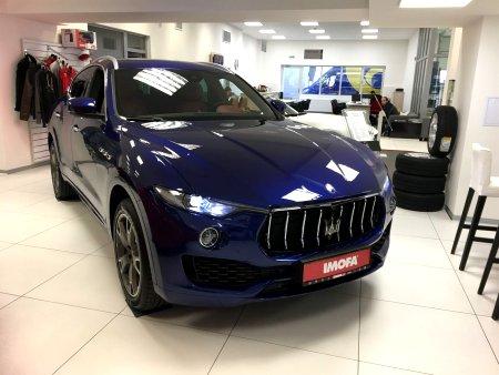 Maserati Levante, 2016