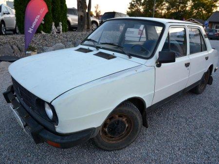 Škoda 105, 1982