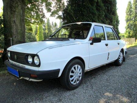 Škoda 105, 1983