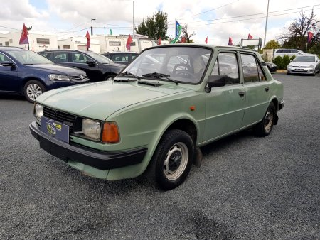 Škoda 105, 1988
