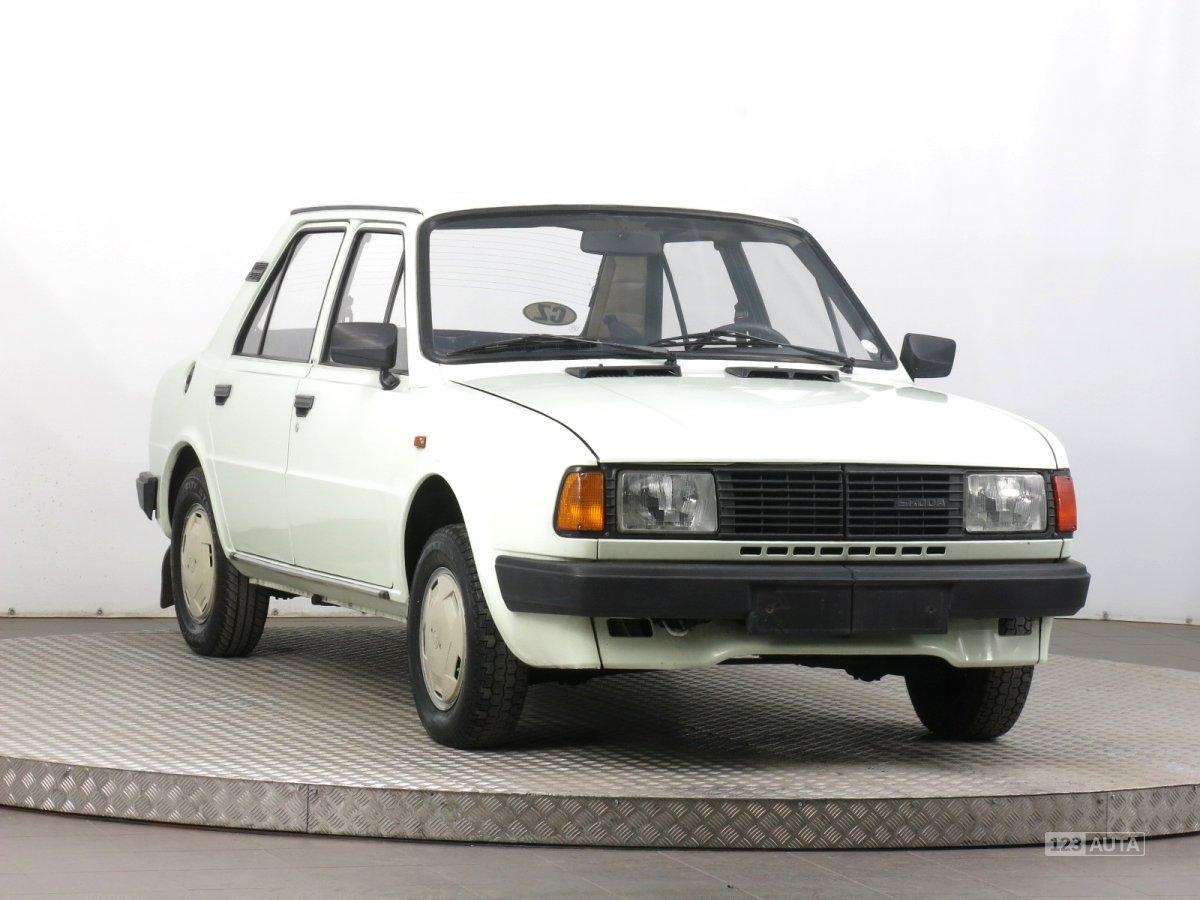 Škoda 120, 1988 - celkový pohled