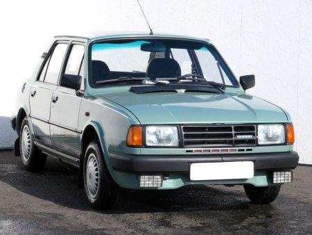 Škoda 120, 1987