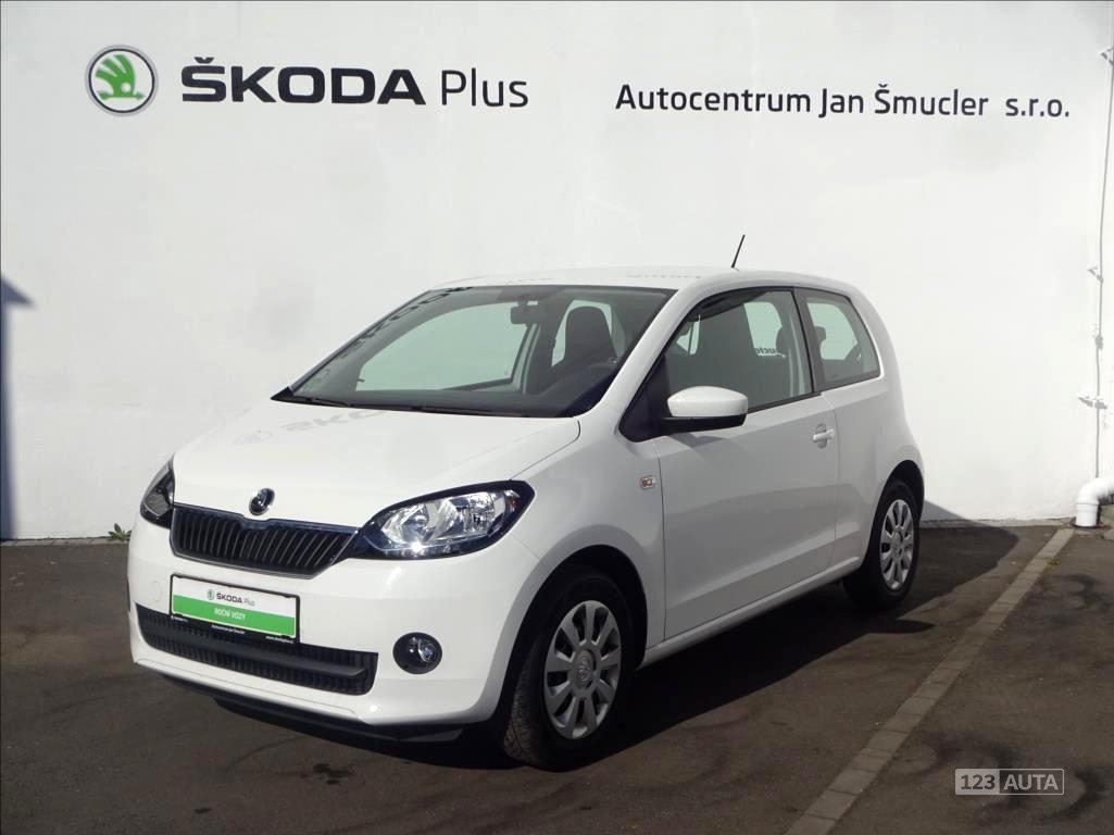 Škoda Citigo, 2016 - celkový pohled