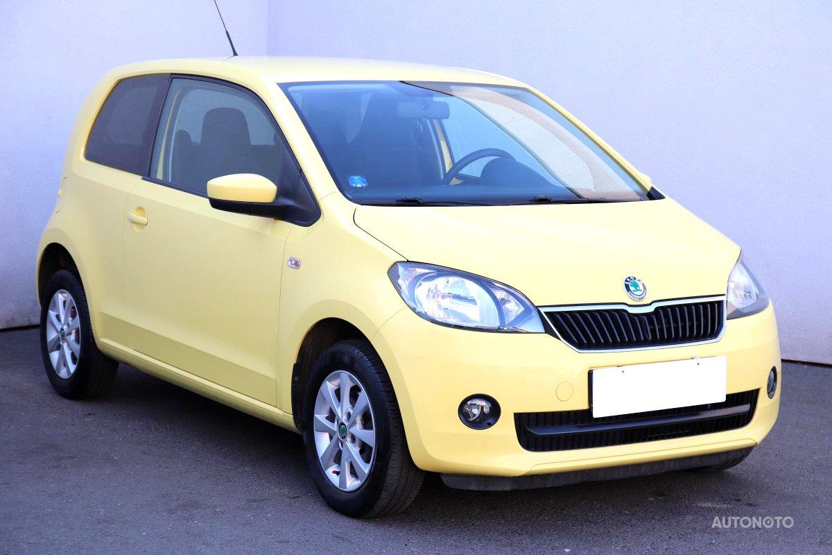 Škoda Citigo, 2012 - celkový pohled