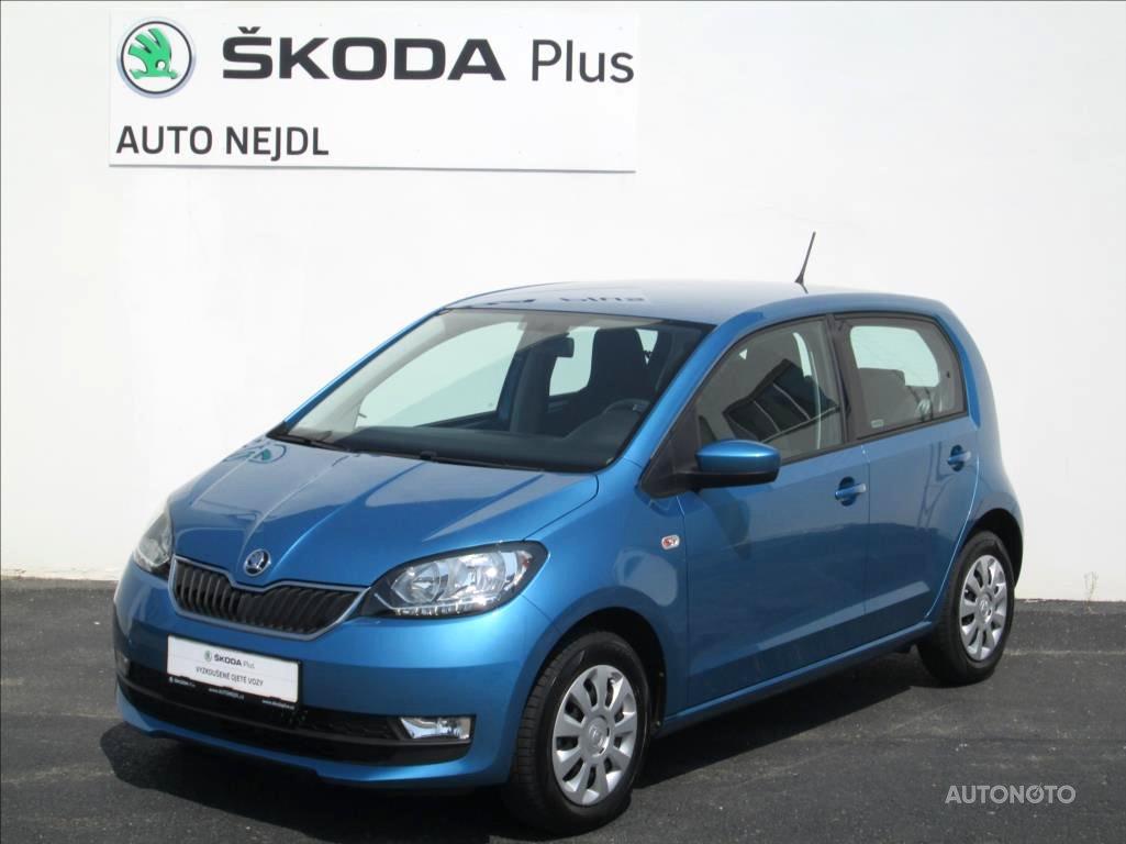 Škoda Citigo, 2017 - celkový pohled