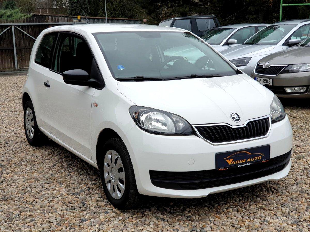 Škoda Citigo, 2018 - celkový pohled