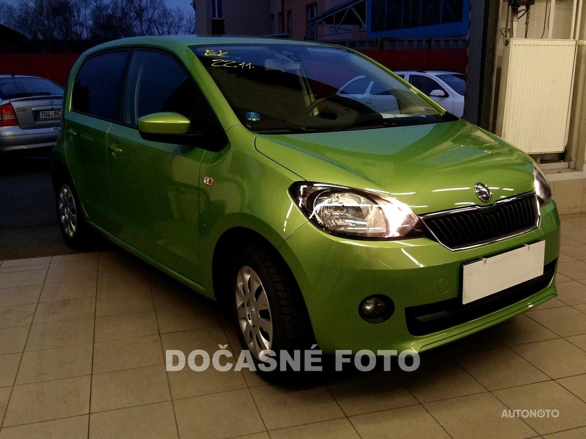 Škoda Citigo, 2014 - celkový pohled